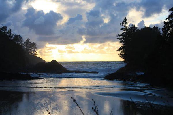 Crystal Cove Beach Resort Travel British Columbia